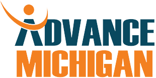 Advance Michigan Logo